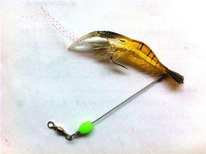 软饵铅头钩使用方法 软饵铅头钩使用方法不挂底