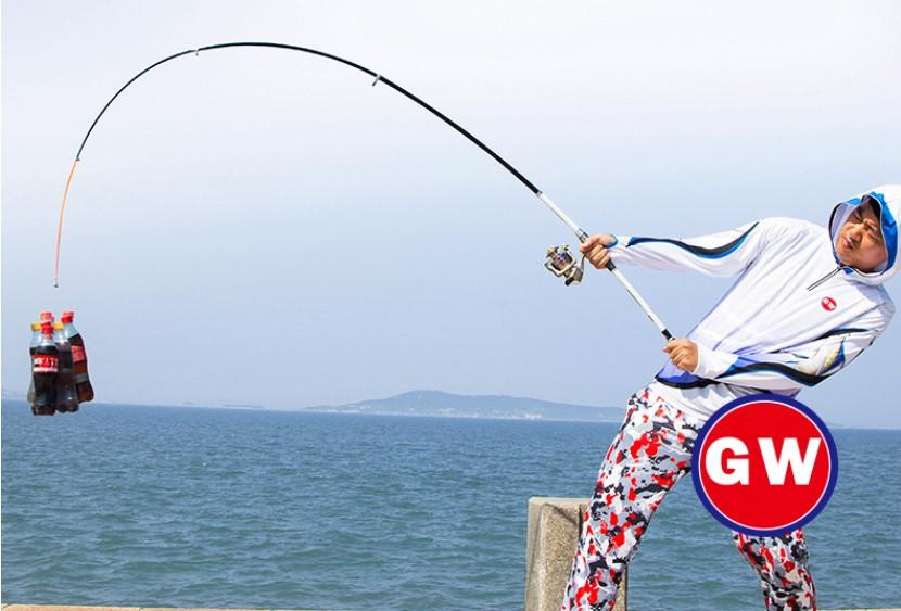 海钓鱼杆大全价格 海钓鱼竿多少钱
