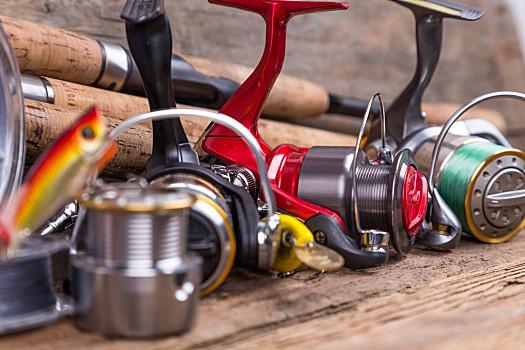 海钓装备选择 新手海钓装备