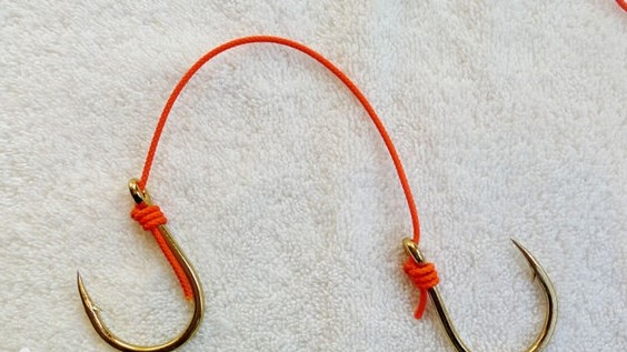 路亚铁板怎么绑线 路亚铁板怎么连接
